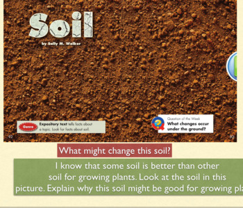 Soil Comprehension Keynote