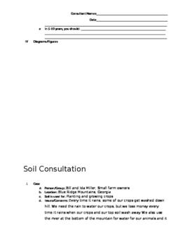 Soil Consultant Exercise
