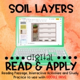 Soil DIGITAL Read and Apply for Distance Learning