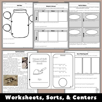 Soil {Digital & PDF Included}