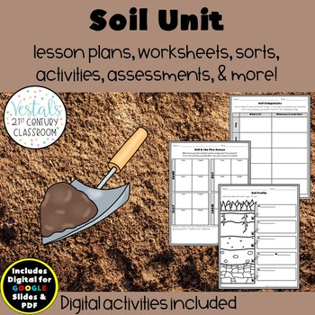Soil {Digital & PDF Included}