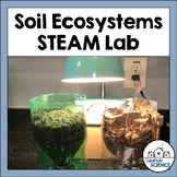 Soil Ecosystems STEAM Lab - Finding Soil Macroinvertebrates