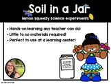 Soil Experiment: Sediments in a Jar - Perfect for Springtime!