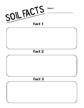 Soil Facts