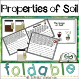 Soil Worksheets Interactive Foldable Book