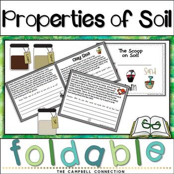 Soil Informational Flip Book