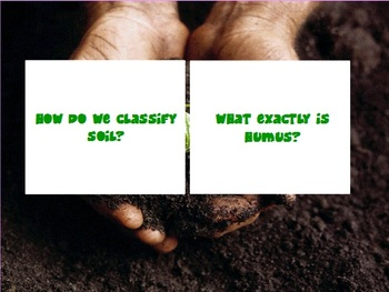 Soil Flipchart