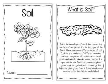 Soil Interactive Book