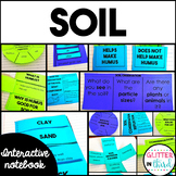 Soil, Weathering, and Erosion Interactive Notebook