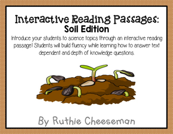 Soil: Interactive Reading Passages