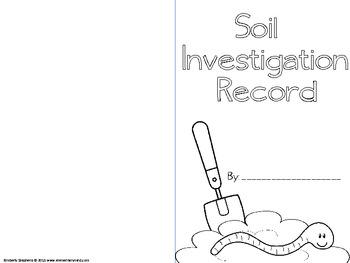 Soil Investigation Lab Book