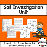 Soil Investigation Pack {Properties of Soil and the Different Layers}
