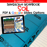 Soil Investigations Unit (Google Classroom & PDF) Distance