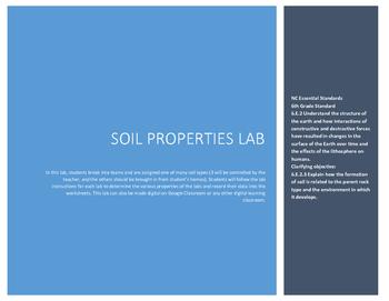 Soil Property Lab