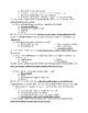 Soil Notes & Quiz Review