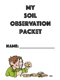 Soil Observation/Soil Investigation Packet