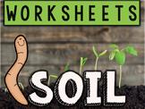 Soil Activities, Worksheets, & Printables