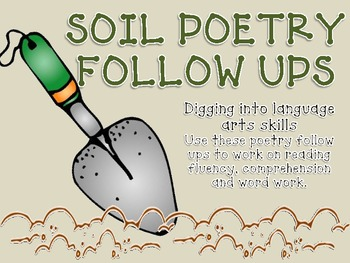 Soil Poetry Follow Ups/Language Skill Review