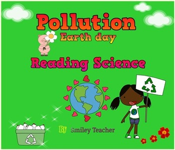 Environment and Pollution Reading Science