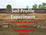 Soil Profile Experiment