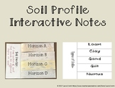 Soil Profile Interactive Notes