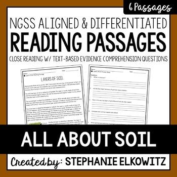 Soil Reading Passages