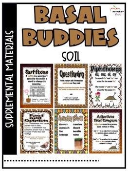 Soil -Reading Street (2013) 2nd Grade Unit 4 Week 3