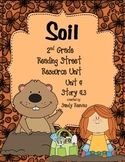 Soil Reading Street 2nd Grade Unit 4 Story 3, 2013