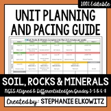 Soil, Rocks and Minerals Unit Planning Guide
