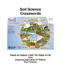 Soil Science Crosswords