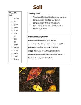 Soil Study Guide