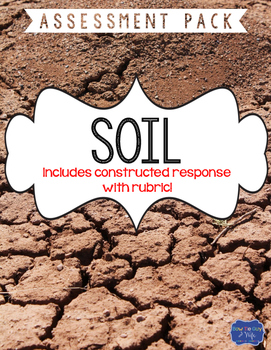 Soil Test with Constructed Response Assessment