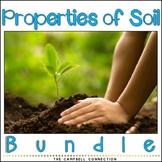 Soil Worksheets Bundle