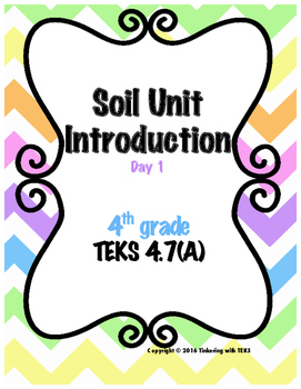 FREE - 4th Grade Science Soil Properties Intro