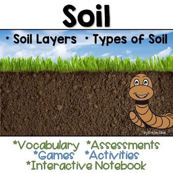 Soil by kristen vibas teachers pay teachers for Scientific word for soil