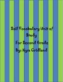 Soil Vocabulary Unit