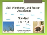 Soil, Weathering, and Erosion Assessment