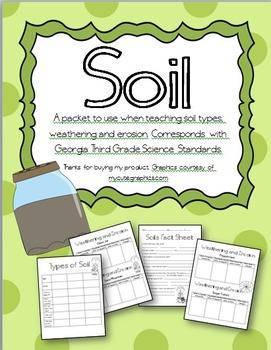 5 e lesson plans soil erosion