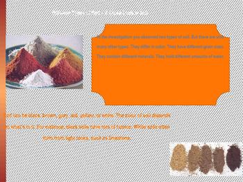 Soils, Lesson 2