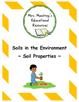 Soils Lesson 2 - Soil Properties