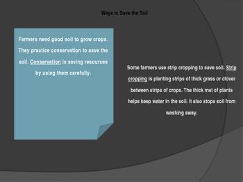 Soils, Lesson 3