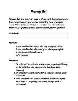 Soils Lesson 6 - Soil Erosion