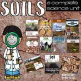 Soil Unit: Games, Passages, Activities, & Assessments