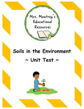 Soils - Unit Test
