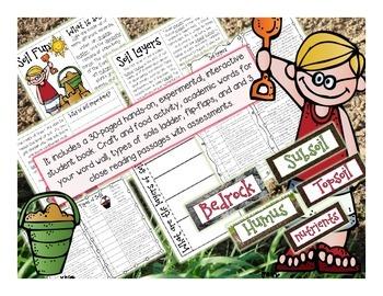 Soil, Weathering, and Erosion Fun!