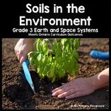 3rd Grade Science   Soils in the Environment   Ontario