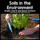 3rd Grade Science | Soils in the Environment | Ontario