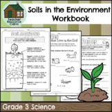 Soils in the Environment Workbook (Grade 3 Science)