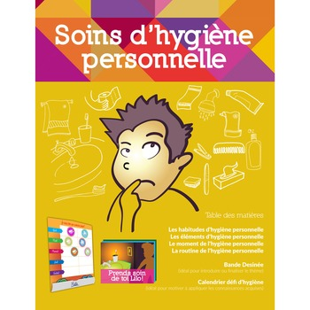 Soins d'hygiène personnelle