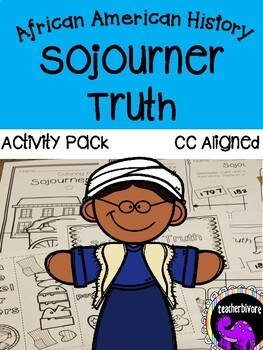 Sojourner Truth Activity Pack